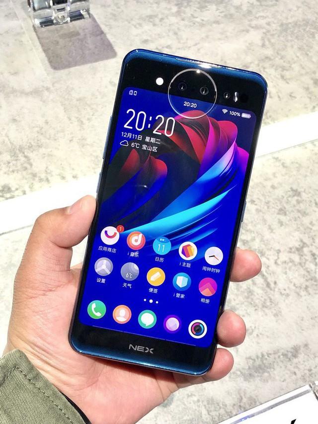 Cận cảnh Vivo NEX Dual Display Edition: Smartphone 2 màn hình RAM 10GB đang gây sốt - Ảnh 5.