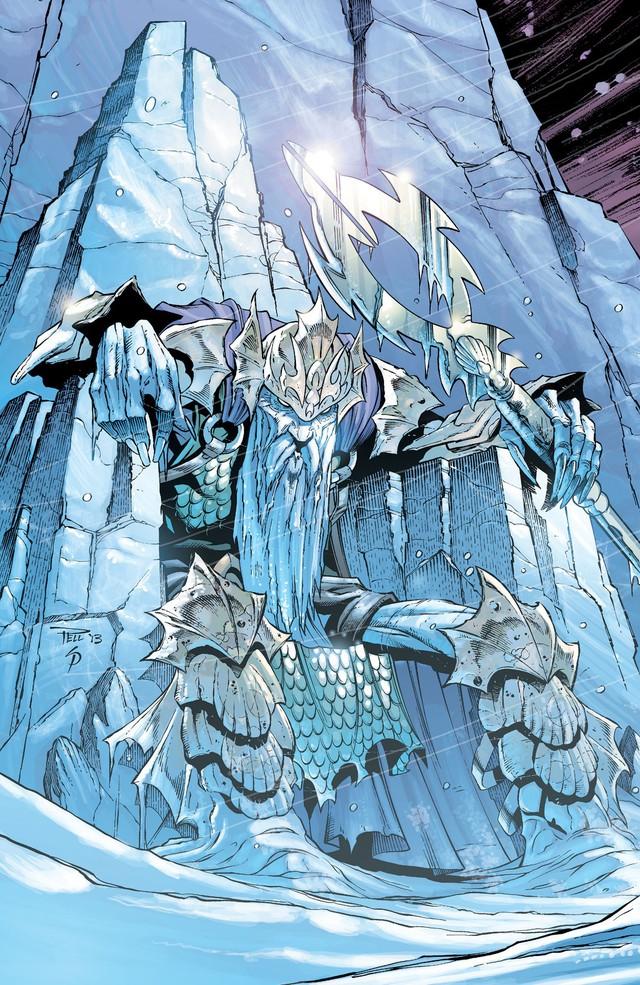 15 chi tiết thú vị chỉ fan cuồng mới có thể soi ra trong Aquaman: Đố bạn tìm được búp bê quỷ ám Annabelle đấy - Ảnh 11.