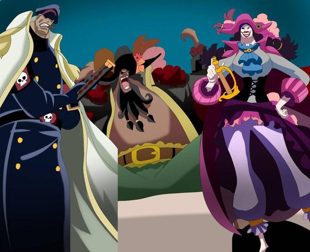 One Piece: Thay thế Doflamingo, hải tặc đã từng xử trảm Luffy sẽ trở thành Joker mới cung cấp vũ khí cho Kaido - Ảnh 1.