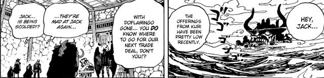 One Piece: Thay thế Doflamingo, hải tặc đã từng xử trảm Luffy sẽ trở thành Joker mới cung cấp vũ khí cho Kaido - Ảnh 2.