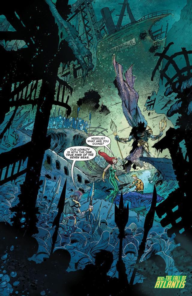 15 chi tiết thú vị chỉ fan cuồng mới có thể soi ra trong Aquaman: Đố bạn tìm được búp bê quỷ ám Annabelle đấy - Ảnh 12.