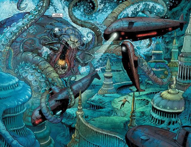 15 chi tiết thú vị chỉ fan cuồng mới có thể soi ra trong Aquaman: Đố bạn tìm được búp bê quỷ ám Annabelle đấy - Ảnh 10.