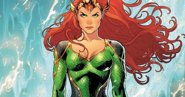 Aquaman: Hóa ra công chúa Mera xinh đẹp chính là phiên bản hiện đại của nàng tiên cá Ariel mà không ai hay! - Ảnh 4.