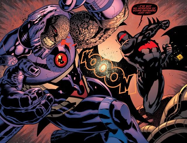 5 chiến giáp siêu khủng Batman từng sở hữu: Bộ thứ 3 đã hạ gục những siêu anh hùng mạnh nhất thế giới như Aquaman và Superman - Ảnh 4.