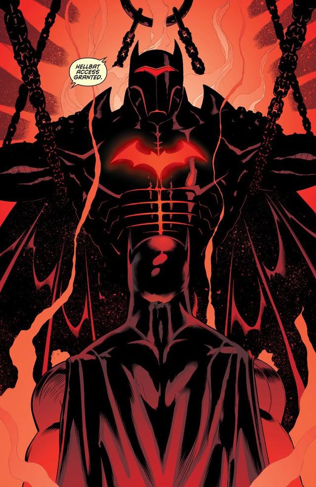 5 chiến giáp siêu khủng Batman từng sở hữu: Bộ thứ 3 đã hạ gục những siêu anh hùng mạnh nhất thế giới như Aquaman và Superman - Ảnh 2.