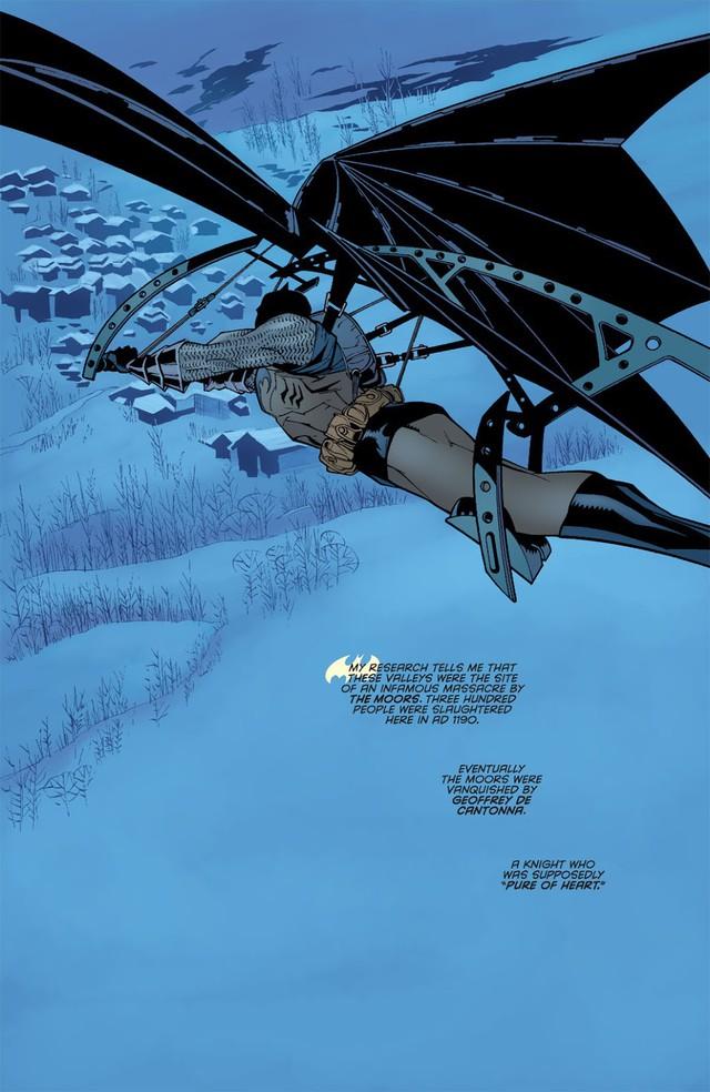 5 chiến giáp siêu khủng Batman từng sở hữu: Bộ thứ 3 đã hạ gục những siêu anh hùng mạnh nhất thế giới như Aquaman và Superman - Ảnh 8.