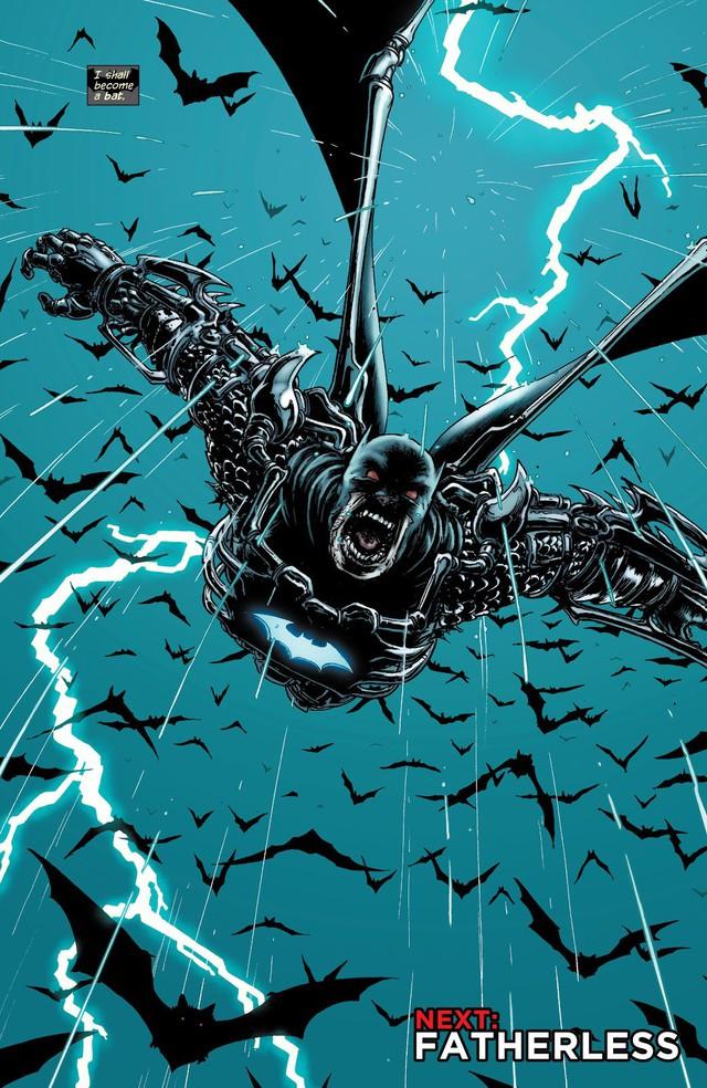 5 chiến giáp siêu khủng Batman từng sở hữu: Bộ thứ 3 đã hạ gục những siêu anh hùng mạnh nhất thế giới như Aquaman và Superman - Ảnh 9.