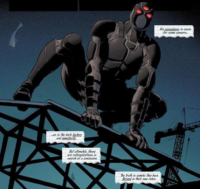 5 chiến giáp siêu khủng Batman từng sở hữu: Bộ thứ 3 đã hạ gục những siêu anh hùng mạnh nhất thế giới như Aquaman và Superman - Ảnh 10.