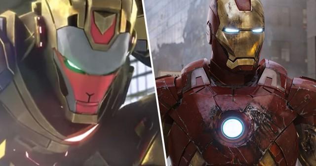 Marvel chết lặng khi Trung Quốc tung phiên bản hoạt hình Tôn Ngộ Không nhái Iron-Man - Ảnh 4.