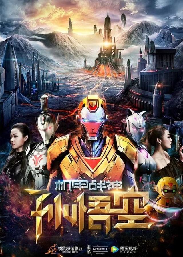 Marvel chết lặng khi Trung Quốc tung phiên bản hoạt hình Tôn Ngộ Không nhái Iron-Man - Ảnh 6.
