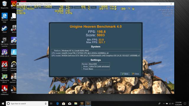 Trải nghiệm Asus ROG Zephyrus S GX531 - Laptop gaming mỏng nhẹ vẫn mạnh mẽ chiến game khỏe như trâu - Ảnh 18.