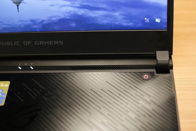 Trải nghiệm Asus ROG Zephyrus S GX531 - Laptop gaming mỏng nhẹ vẫn mạnh mẽ chiến game khỏe như trâu - Ảnh 6.