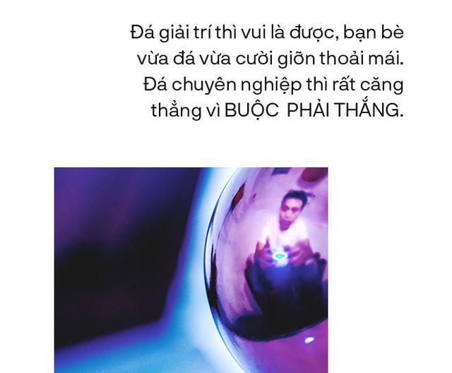Tâm Figo, game thủ chơi PES số một Việt Nam và lời khuyên gan ruột cho các game thủ trẻ - Ảnh 5.