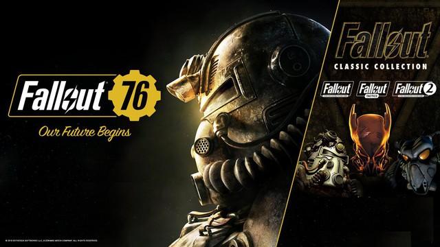 Xin lỗi game thủ vì bom xịt Fallout 76, Bethesda quyết định tặng miễn phí 100% Fallout Classic Collection - Ảnh 1.