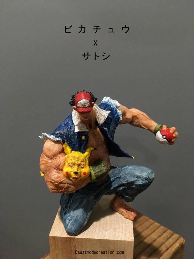 Bộ mô hình đồ chơi nhân vật hoạt hình vừa bựa vừa ngầu hết phần thiên hạ - Ảnh 1.