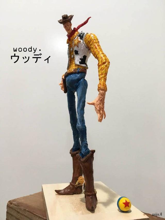 Bộ mô hình đồ chơi nhân vật hoạt hình vừa bựa vừa ngầu hết phần thiên hạ - Ảnh 2.