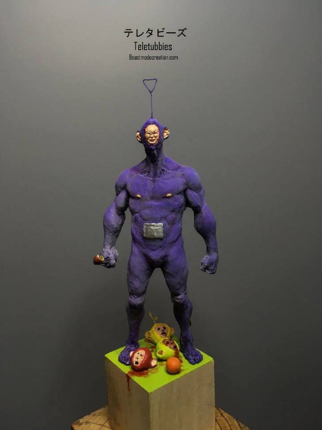 Bộ mô hình đồ chơi nhân vật hoạt hình vừa bựa vừa ngầu hết phần thiên hạ - Ảnh 6.