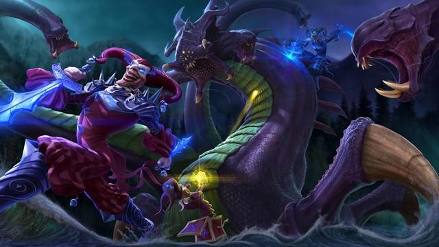 LMHT: Làm loạn Rank Động với đội hình Lừa Đảo cực bá đạo, khi Neeko kết hợp với Shaco và LeBlanc - Ảnh 4.