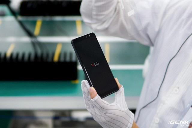 Không kém cạnh BOS của Bphone, smartphone Vsmart cũng sẽ chạy hệ điều hành VOS của riêng mình - Ảnh 1.
