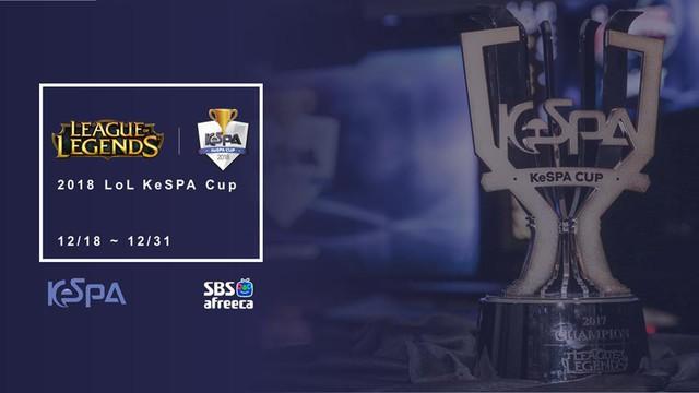 """Giải đấu KeSPA Cup ấn định ngày khởi tranh, cộng đồng LMHT có cơ hội chứng kiến màn ra mắt của """"dream team"""" SKT T1 - Ảnh 1."""