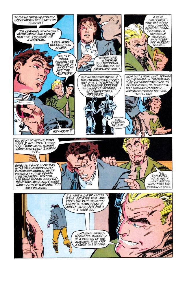 Giải mã After Credit của Spider-Man: Into The Spider-verse - Sự xuất hiện của Người Nhện phiên bản...2099 - Ảnh 3.