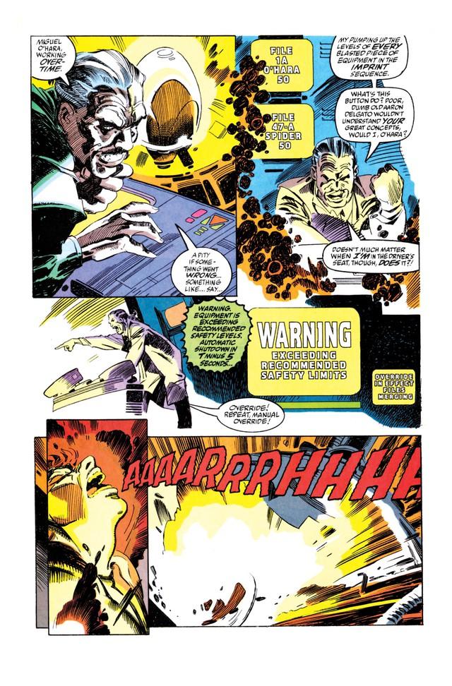 Giải mã After Credit của Spider-Man: Into The Spider-verse - Sự xuất hiện của Người Nhện phiên bản...2099 - Ảnh 4.