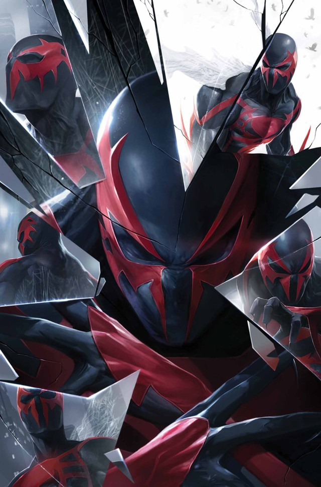 Giải mã After Credit của Spider-Man: Into The Spider-verse - Sự xuất hiện của Người Nhện phiên bản...2099 - Ảnh 1.