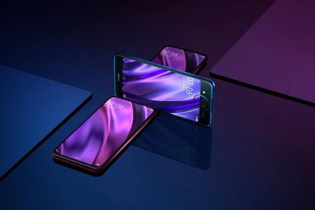 Vivo Nex 2 - Smartphone 2 màn hình 10GB RAM chiến game bao mượt sắp ra mắt - Ảnh 1.