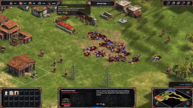 Một khuyết điểm của bản DE đó là khi các đơn vị quân chết, hình ảnh của chúng không bị mờ đi trên bản đồ. Điều này khiến người chơi bị rối mắt trong các trận chiến lớn.