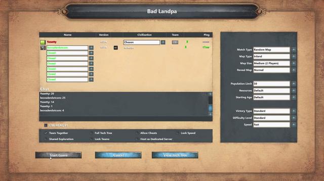 Giao diện của phần chơi co-op. Trông khá dễ nhìn và dễ làm quen.