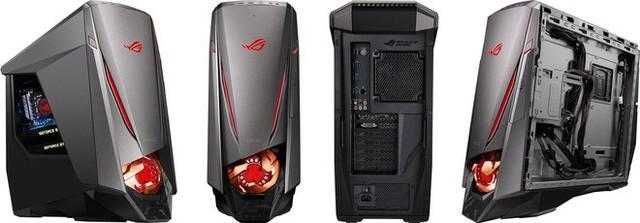 Mẫu Asus ROG GT51 là ước mơ của nhiều game thủ (Ảnh: Anandtech.com)