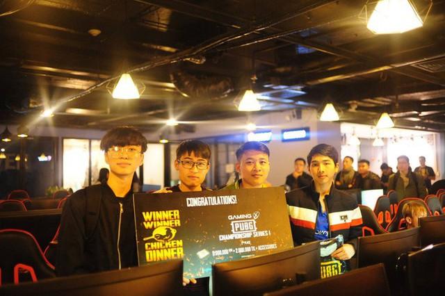 Khung cảnh náo nhiệt tại Giải đấu Gaming X – PUBG CHAMPIONSHIP SERIES 1 do Gaming X cùng Logitech G và GameK phối hợp tổ chức