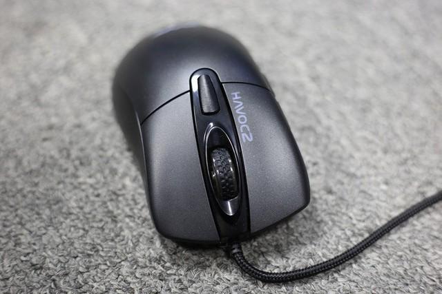Armaggeddon Foxbat III và Havoc 2 - Cặp đôi chuột game ngon, rẻ cho người tay nhỏ