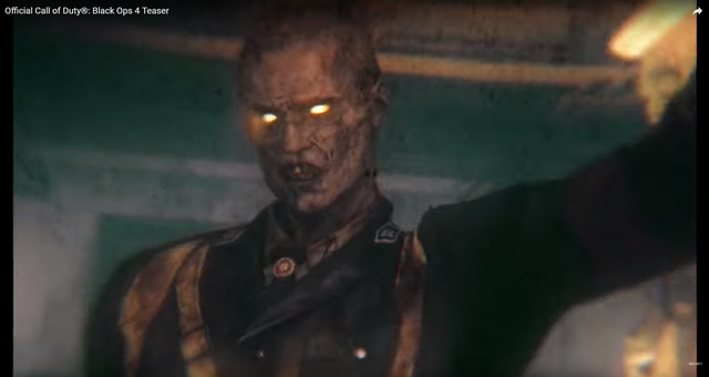 Zombie cũng sẽ xuất hiện trong Call of Duty: Black Ops 4