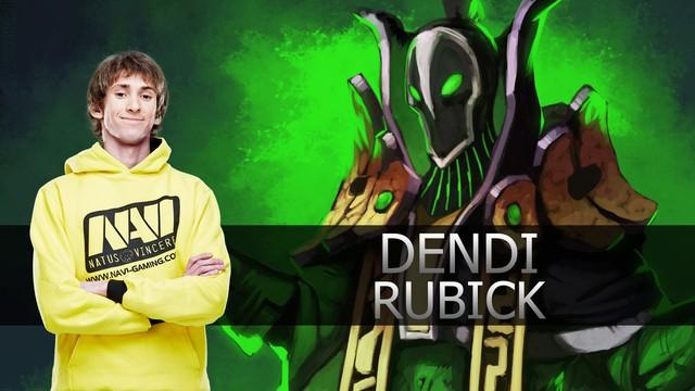 Rubick của Dendi đã từng là một thương hiệu