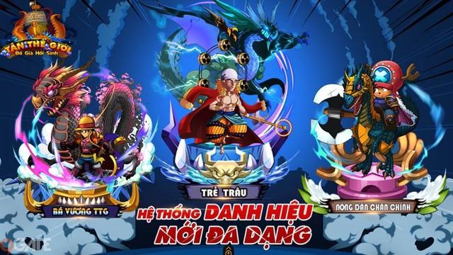 """Hải Tặc Bóng Đêm là game Manga """"Made in Vietnam"""" thành công nhất từ trước tới nay"""