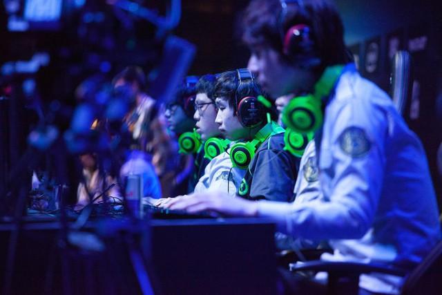 Người Hàn ủng hộ hai tay trong việc đưa eSport vào các kỳ Olympic