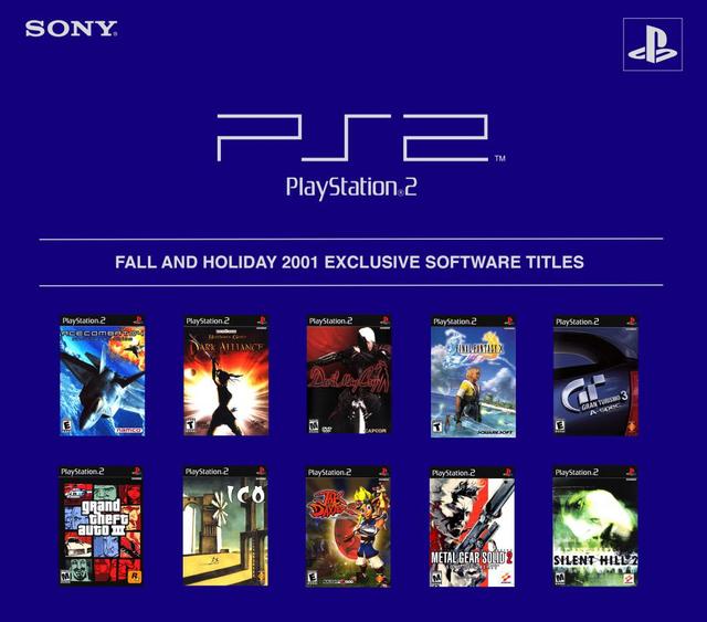 Vì sao PlayStation 2 lại là chiếc máy chơi game tuyệt vời nhất trong lịch sử? - Ảnh 6.