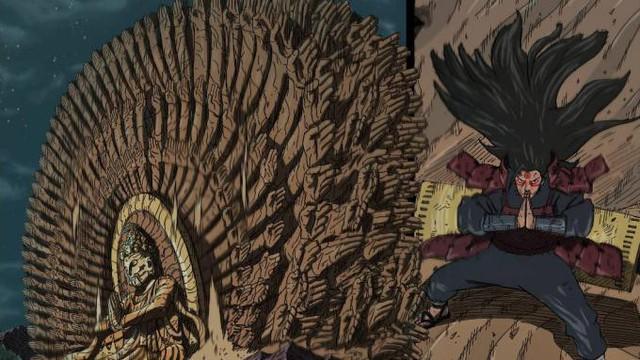 Huyết Kế Giới Hạn của Hashirama có vẻ lại chính là thứ đã khiến ông chết