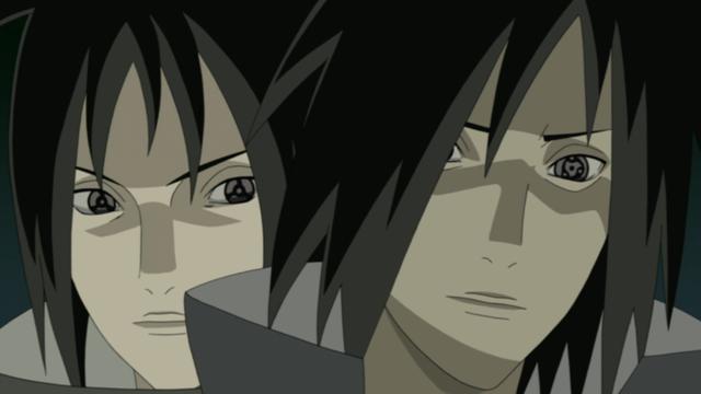 Nó không như cặp mắt của tộc Uchiha có thể thay thế