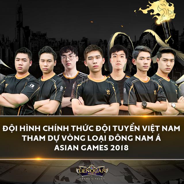 Tính cả HLV trưởng YL, thì có tới 6/7 thành viên của tuyển Liên Quân Mobile quốc gia Việt Nam đã từng chơi cho GameTV.