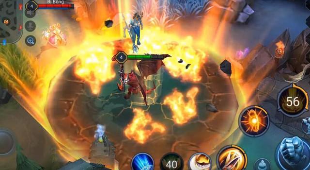 Muốn thoát khỏi Luyện Ngục của Maloch thì tướng phải có độ cơ động rất cao và người dùng nó phải dùng kỹ năng lướt thật nhanh khi vòng tròn xuất hiện.