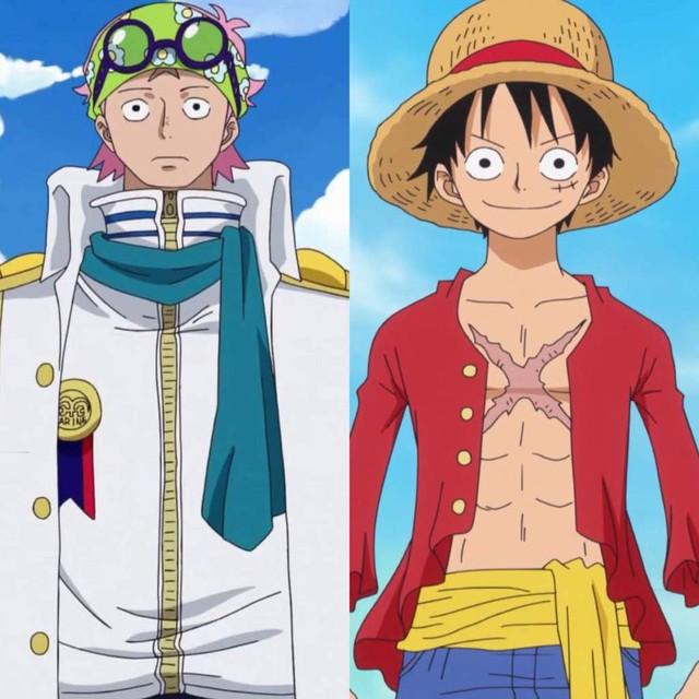 Coby và Luffy - 2 người bạn từ thuở bé sẽ có một trận quyết chiến trong tương lai?