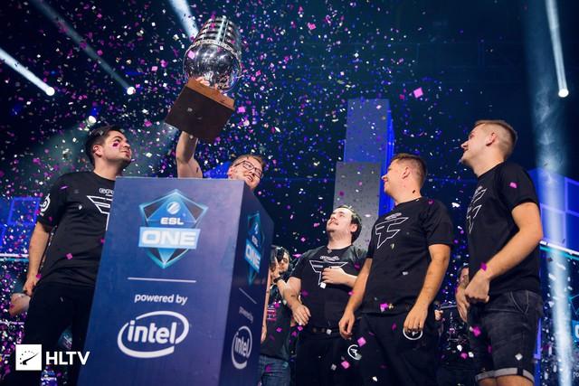 ESL One Belo Horizonte là chức vô địch tiếp theo của FaZe Clan.
