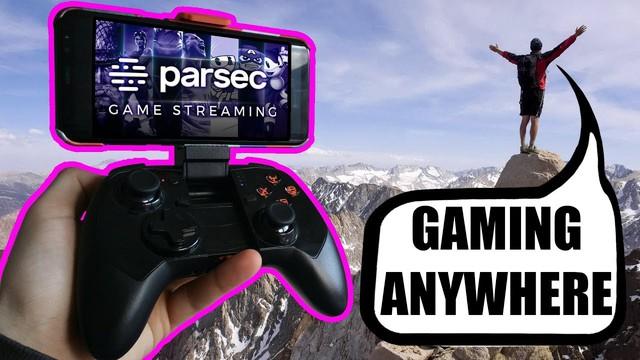 Parsec - Phép màu mới giúp game thủ chơi game nặng mà không cần máy khủng - Ảnh 1.