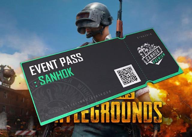 Một trải nghiệm mới trong hệ thống nhiệm vụ, phần thưởng mà Event Pass: Sanhok đem lại