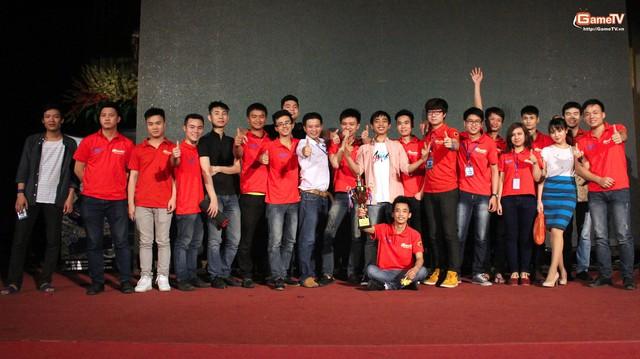 GameTV là một trong những đơn vị phát triển cộng đồng AoE tại Việt Nam