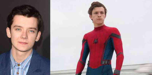Asa Butterfield thử vai Spiderman