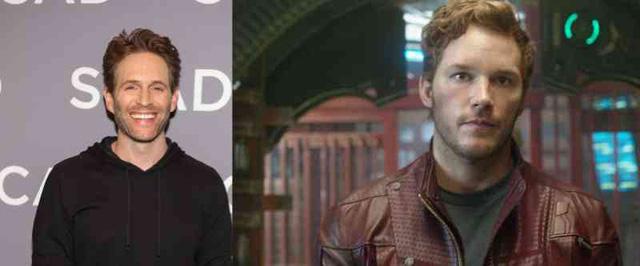 Glenn Howerton thử vai Star-Lord