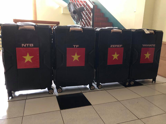 Trước khi tới Mỹ dự AWC, đội Liên Quân Mobile quốc gia Việt Nam sẽ tới Thái Lan để tập huấn, giao lưu với các team khác.